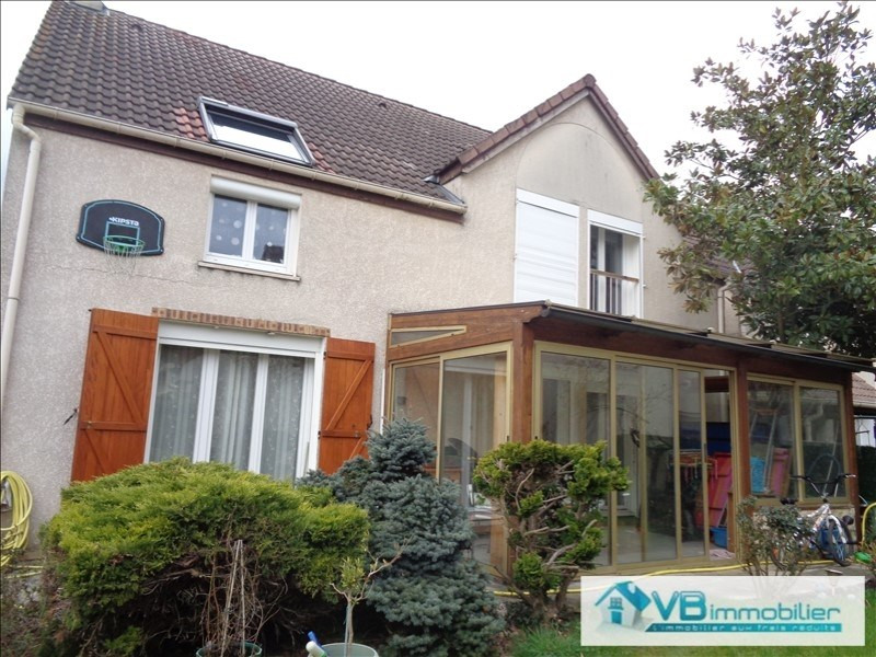 Sale house / villa La queue en brie 412 000€ - Picture 1