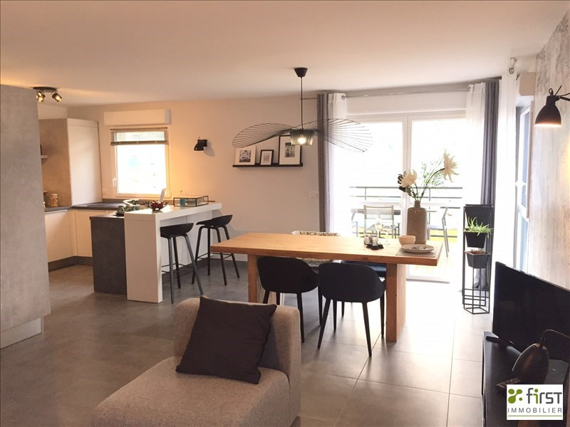 Sale apartment Alby sur cheran 341 930€ - Picture 5