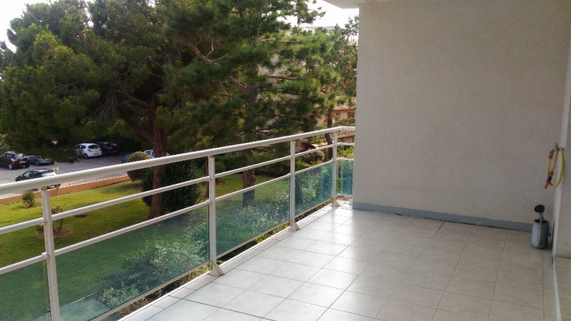 Rental apartment Cagnes sur mer 1 133€ CC - Picture 1
