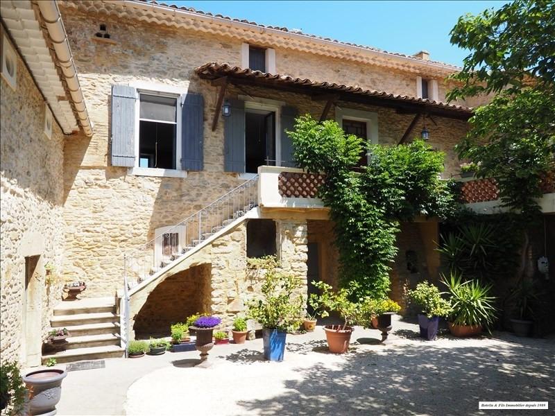 Immobile residenziali di prestigio casa Pont st esprit 895000€ - Fotografia 3