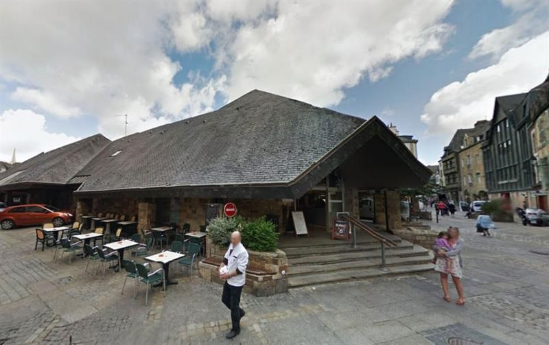 Location Local commercial Quimper 0