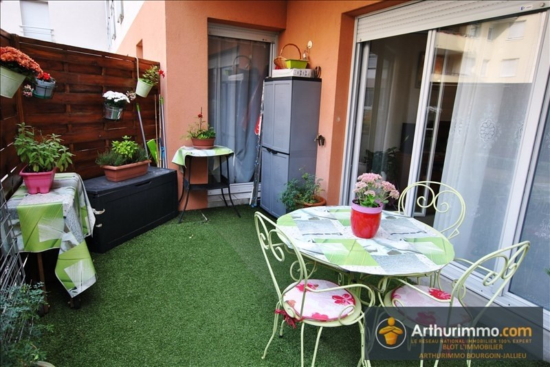 Sale apartment Bourgoin jallieu 162000€ - Picture 5