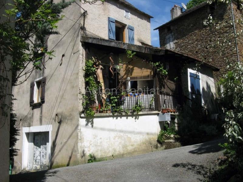 Vente maison / villa Montirat 55000€ - Photo 2