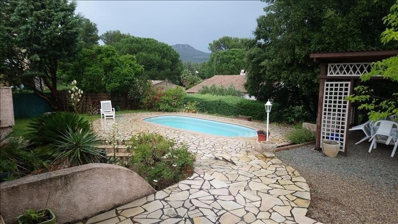 Vente maison / villa Roquebrune sur argens 385000€ - Photo 1