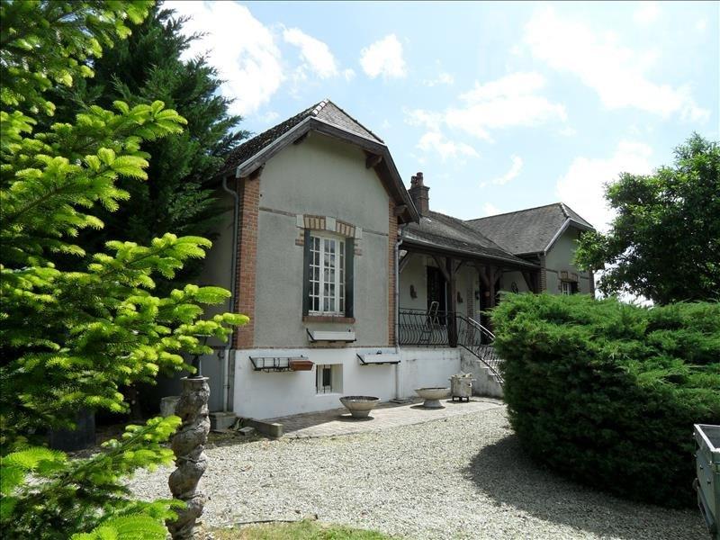 Vente maison / villa Courterange 160500€ - Photo 2