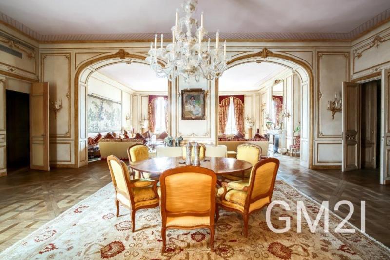 Vente de prestige appartement Paris 16ème 23000000€ - Photo 1
