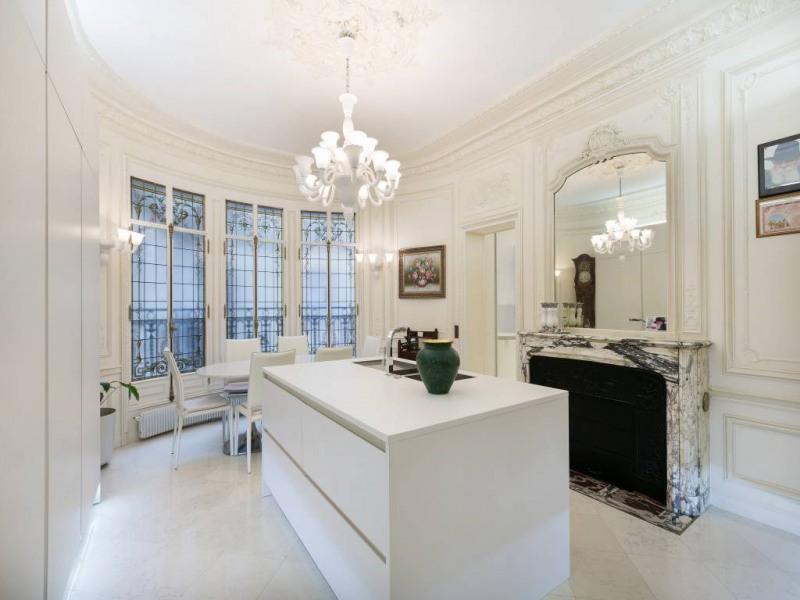 Revenda residencial de prestígio apartamento Paris 8ème 3650000€ - Fotografia 5