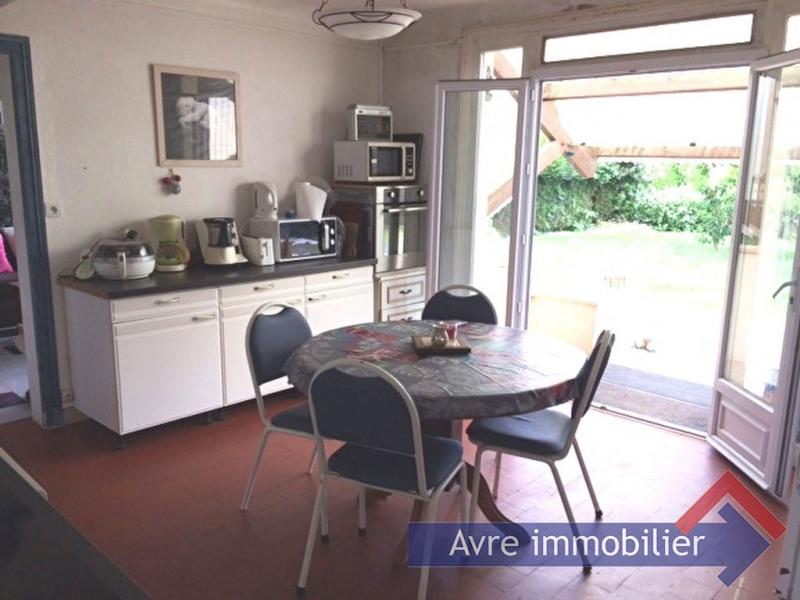 Vente maison / villa Verneuil d'avre et d'iton 127000€ - Photo 6