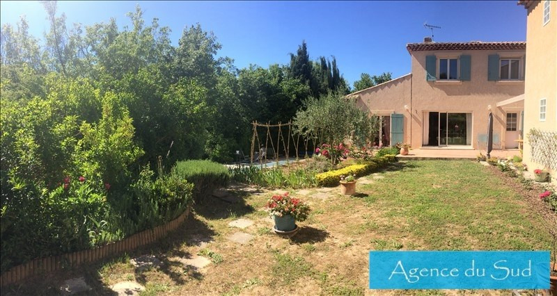 Vente maison / villa Fuveau 545 000€ - Photo 9