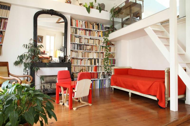 Vente appartement Paris 18ème 470000€ - Photo 3