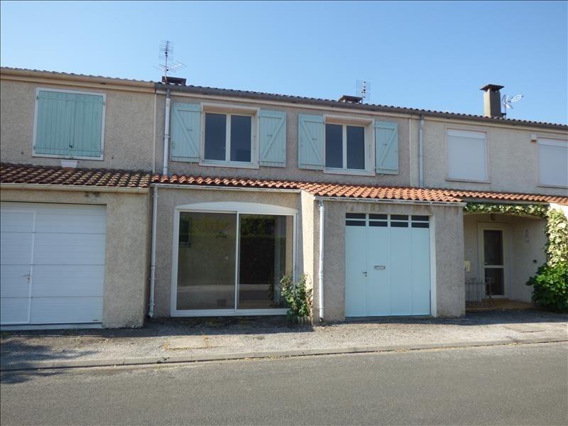 Sale house / villa Aussillon 110000€ - Picture 1