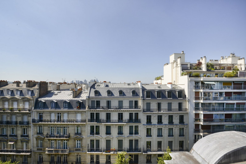 Verkoop van prestige  appartement Paris 16ème 1299000€ - Foto 7