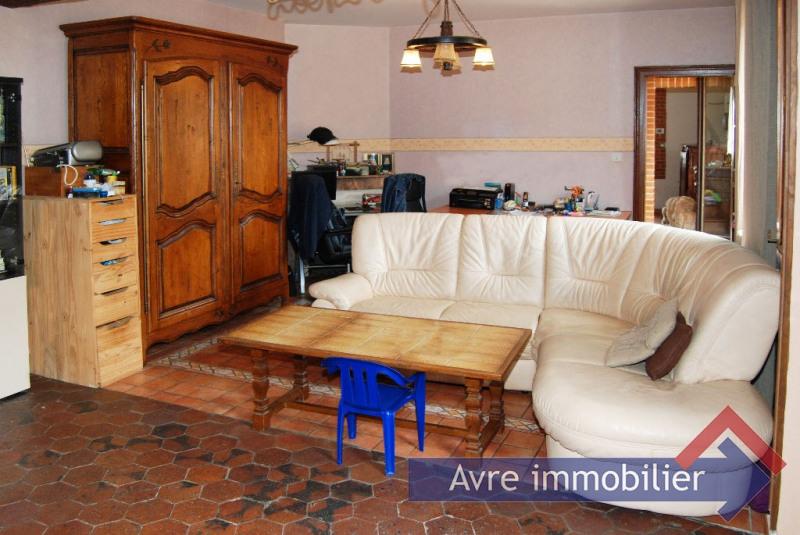 Sale house / villa Verneuil d avre et d iton 185000€ - Picture 6