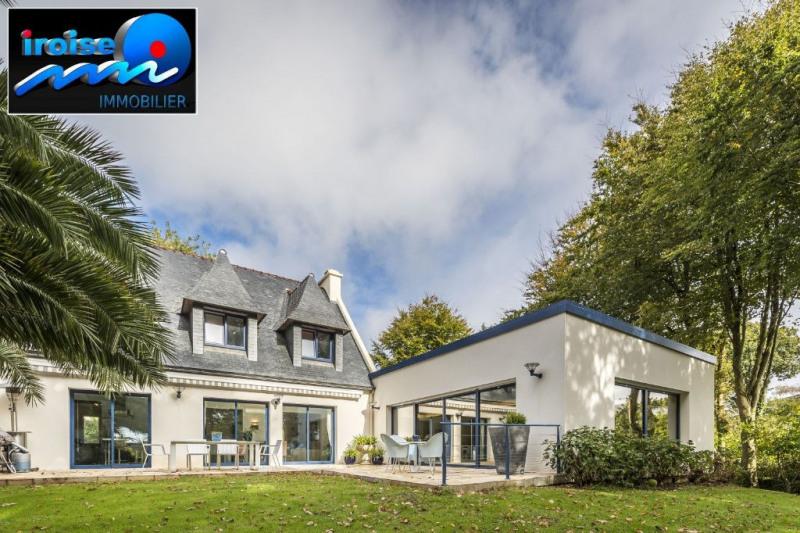 Deluxe sale house / villa Brest 614000€ - Picture 1