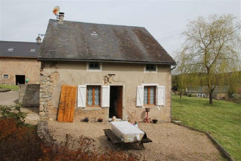 Vente maison / villa Montsauche les settons 90000€ - Photo 1