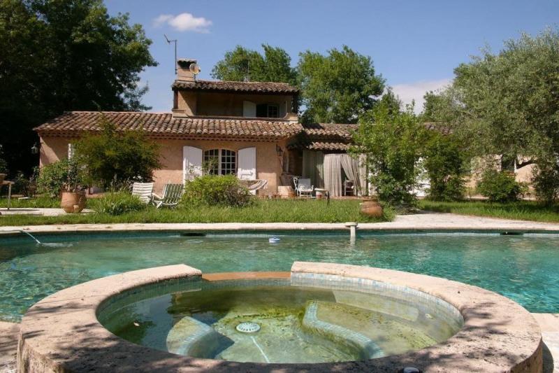 Immobile residenziali di prestigio casa Châteauneuf-grasse 790000€ - Fotografia 2