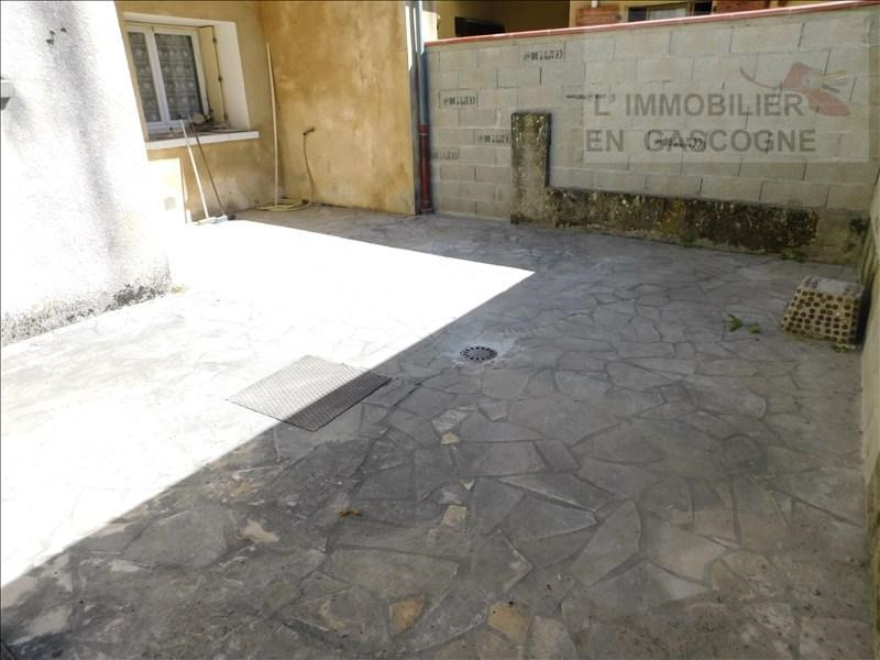 Vente maison / villa Pavie 84000€ - Photo 2