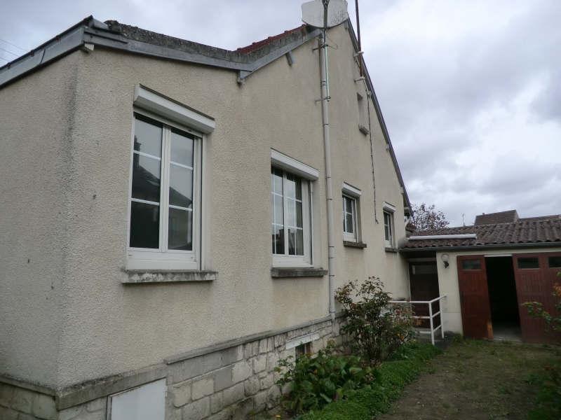 Sale house / villa Coye la foret 250000€ - Picture 1