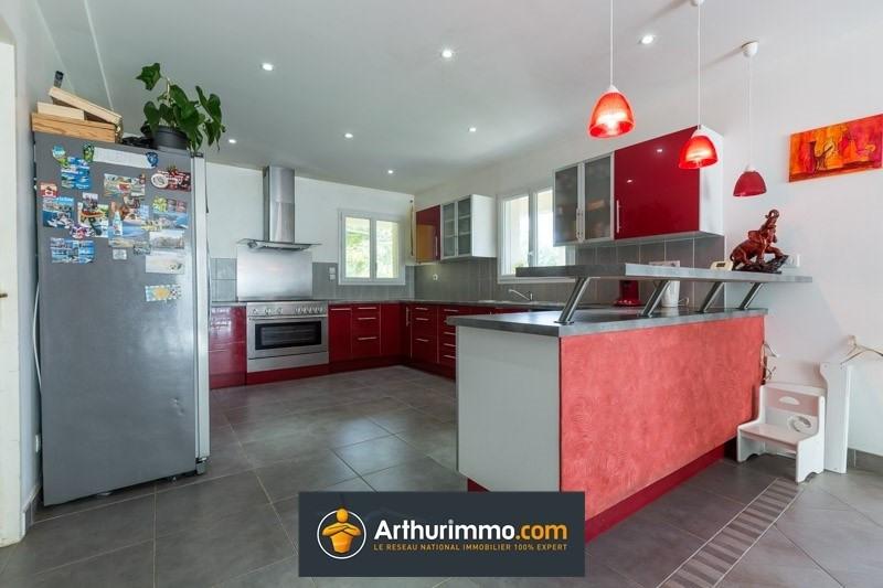 Vente maison / villa Morestel 320000€ - Photo 4