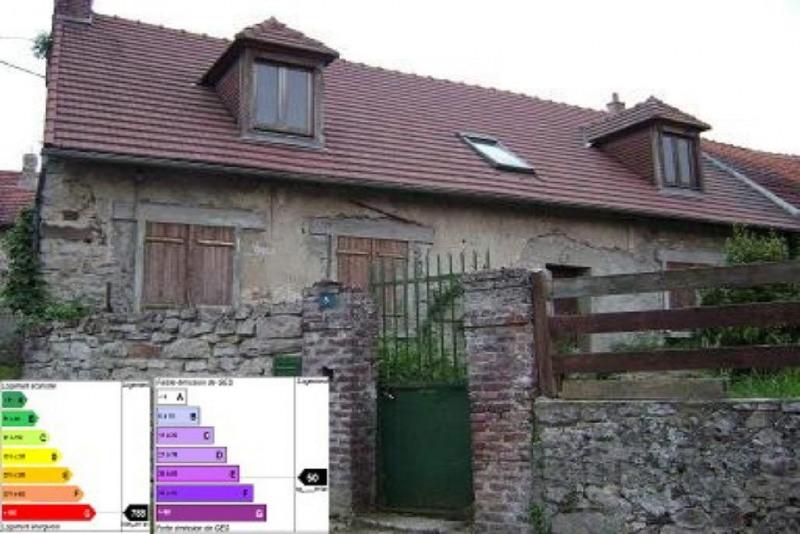 Sale house / villa Villers cotterets 94000€ - Picture 4