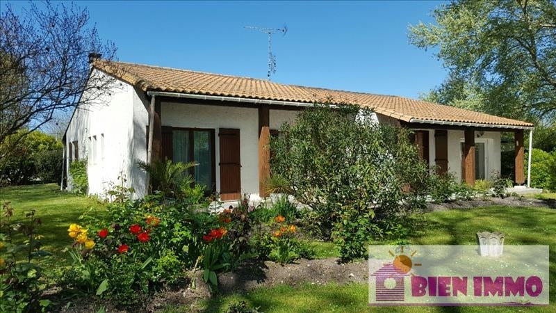 Vente maison / villa St sulpice de royan 243 900€ - Photo 1