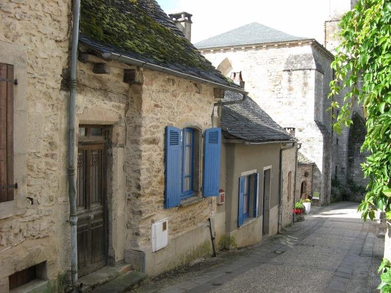 Vente maison / villa Najac 135000€ - Photo 1