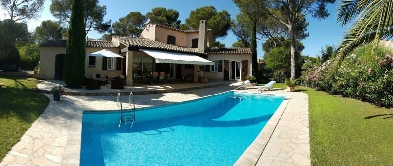 Deluxe sale house / villa St raphael 855000€ - Picture 1