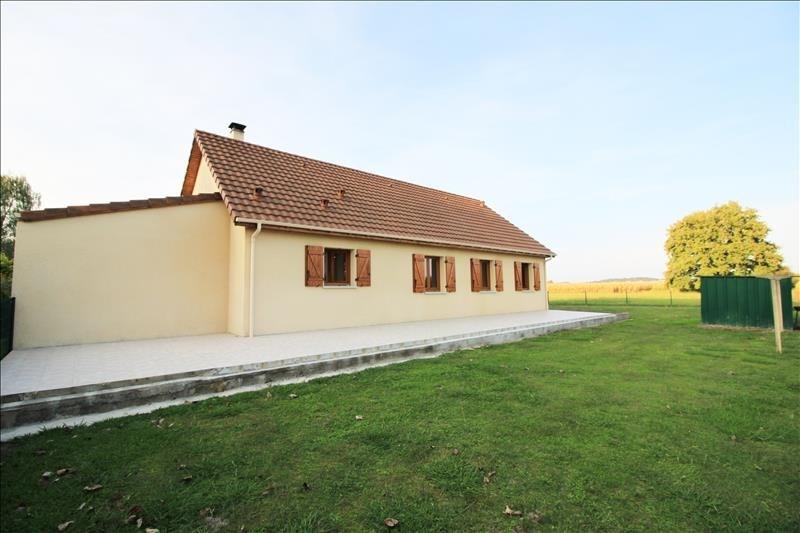 Sale house / villa Mazerolles 184890€ - Picture 5