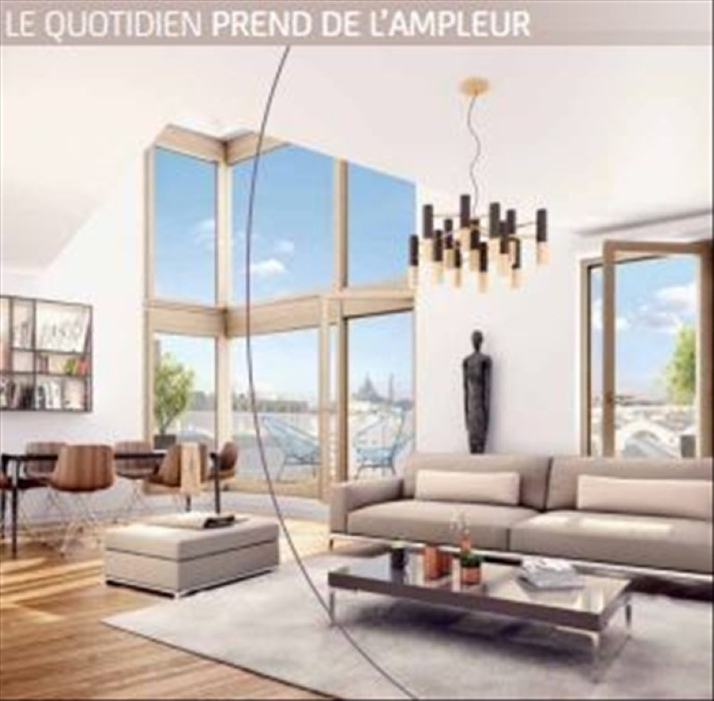 Produit d'investissement appartement Paris 19ème 371 000€ - Photo 2