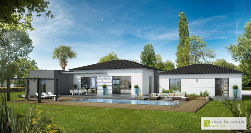 Maison  4 pièces + Terrain 414 m² Léguevin par SAS VILLAS SUD CREATION