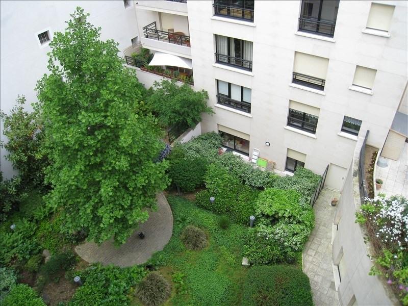 Affitto appartamento Asnieres sur seine 1012€ CC - Fotografia 1