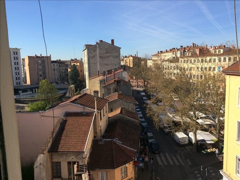 Vente loft/atelier/surface Lyon 4ème 265000€ - Photo 3