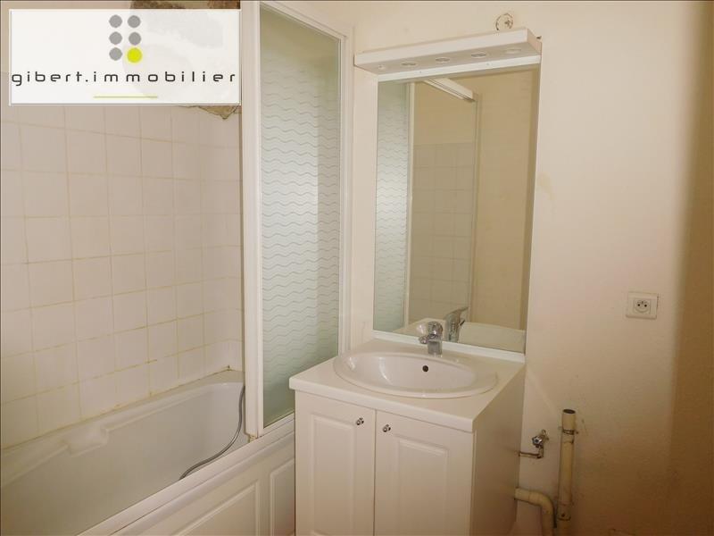 Location appartement St paulien 471,79€ CC - Photo 2