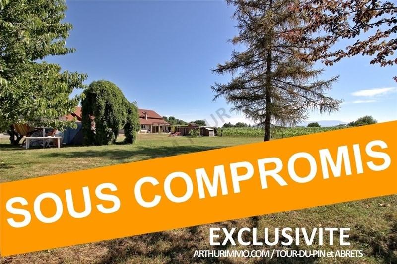 Sale house / villa La tour du pin 227000€ - Picture 1