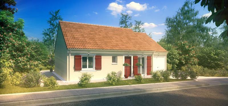 """Modèle de maison  """"Argus 2.071 CA"""" à partir de 3 pièces Yvelines par A&A CONSEIL"""