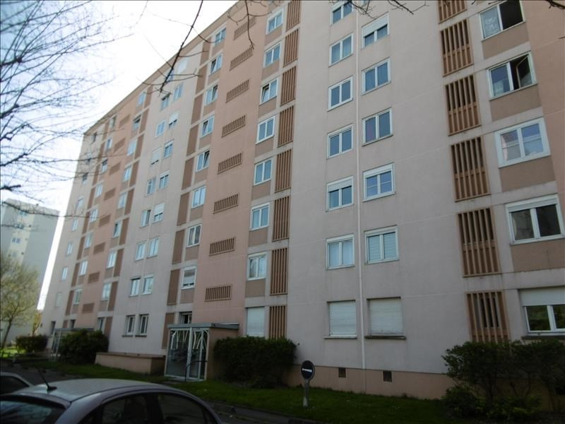 Rental apartment Creteil 820€ CC - Picture 1