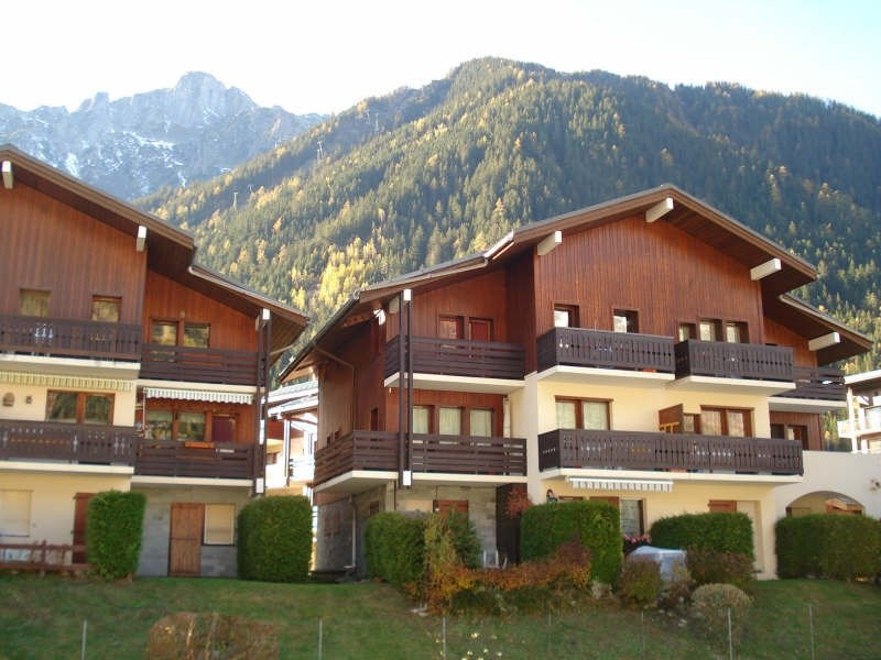 Sale apartment Chamonix mont blanc 262 000€ - Picture 1