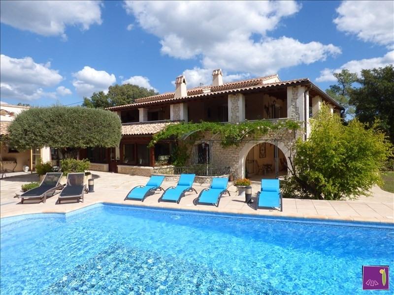 Immobile residenziali di prestigio casa Uzes 1275000€ - Fotografia 18