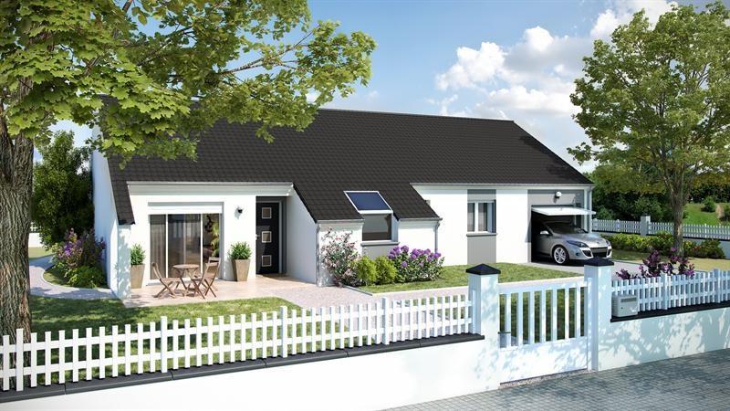Maison  5 pièces + Terrain 730 m² Montrichard par babeau seguin