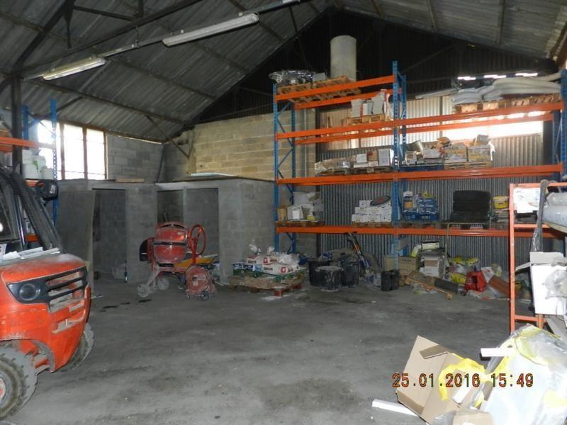 Location Local d'activités / Entrepôt Colombier-Saugnieu 0