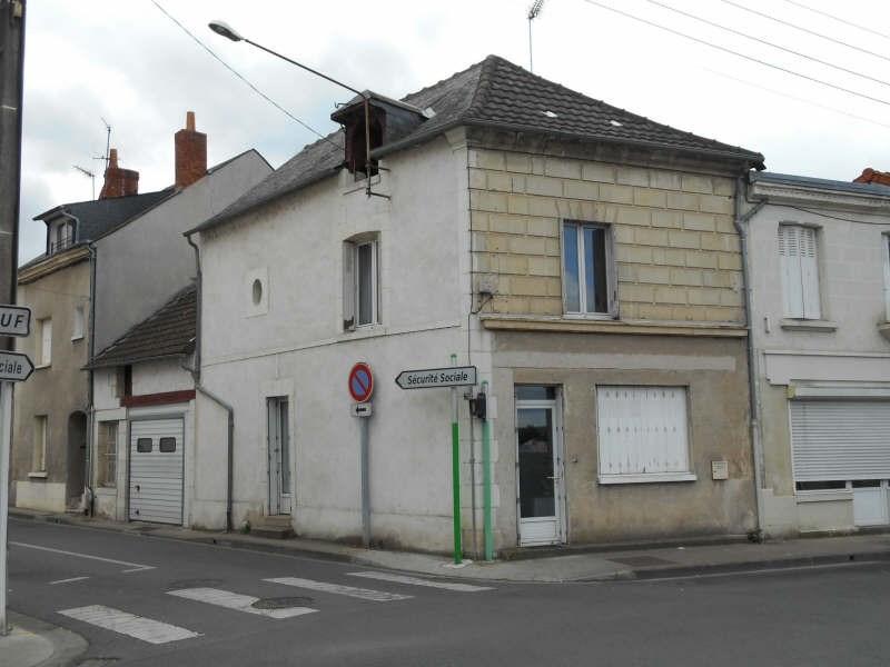 Vente maison / villa Chatellerault 50000€ - Photo 1