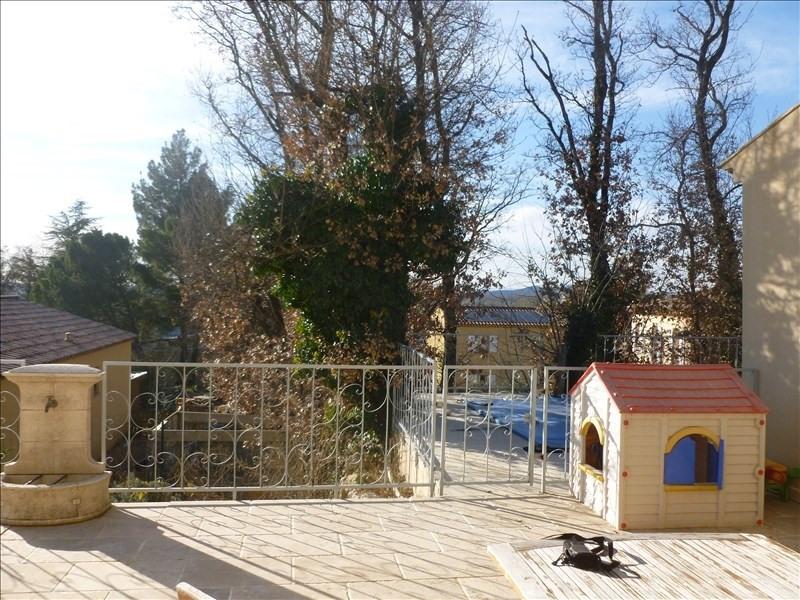 Vente maison / villa Vinon sur verdon 449000€ - Photo 5