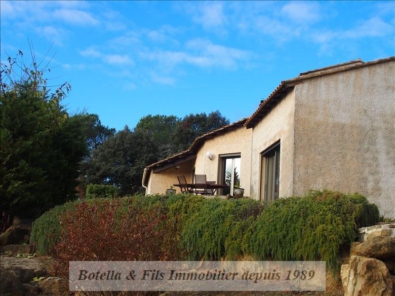 Vente maison / villa Chusclan 282000€ - Photo 1