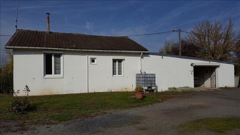 Sale house / villa Thourotte 81000€ - Picture 1