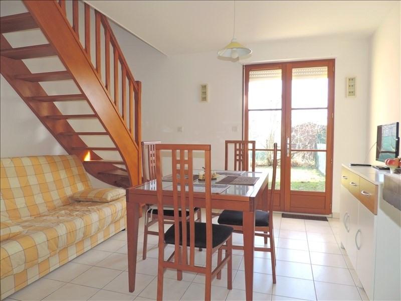 Vente maison / villa Fort mahon plage 138500€ - Photo 1