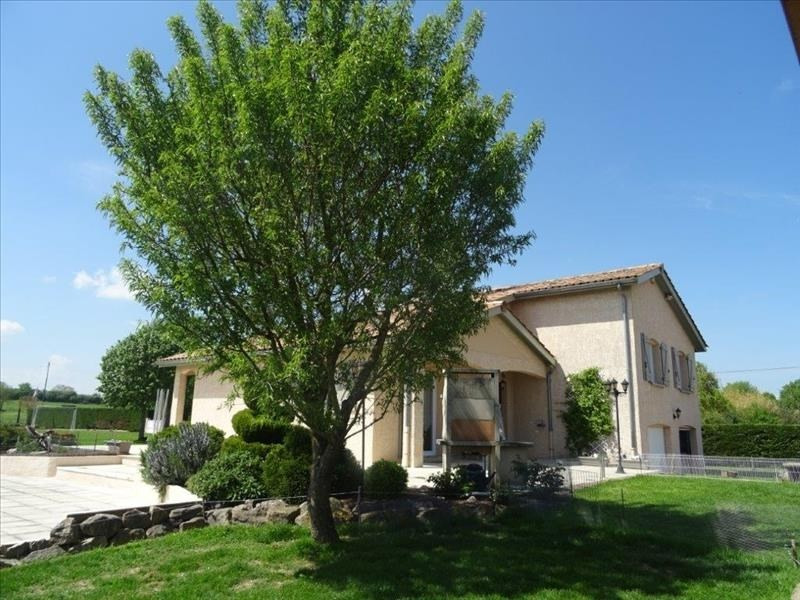 Vente maison / villa Chatillon sur chalaronne 346000€ - Photo 3