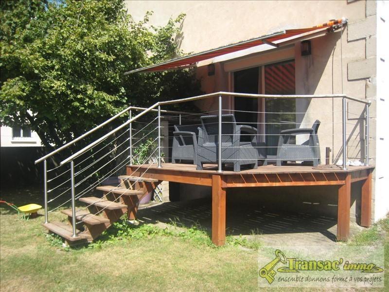 Vente maison / villa Puy guillaume 165075€ - Photo 1