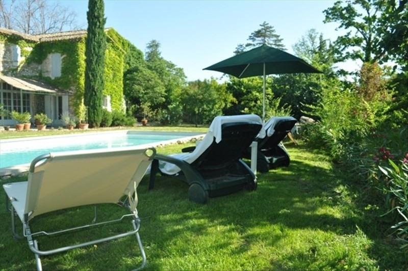 Vente de prestige maison / villa Le pontet 896750€ - Photo 1