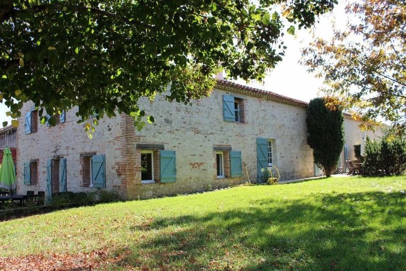 Deluxe sale house / villa Auvillar 750000€ - Picture 1