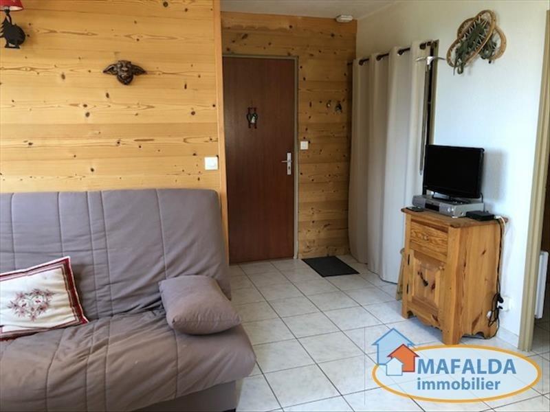 Vente appartement Mont saxonnex 69900€ - Photo 3